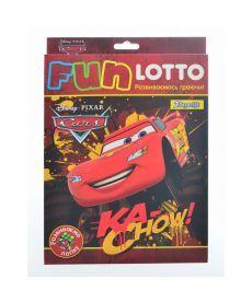Игровой набор 1 вересня Funny loto Cars bigfoot 953693