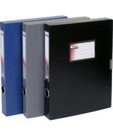 Папка коробка Axent А4 синяя 1736-02-А