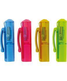 Точилка KUM с контейнером колпачек Cap Sharpener Pop