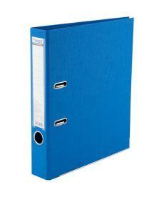 Папка-регистратор AXENT двостор Prestige+ А4 PP 5 см голубой 1721-07C-A