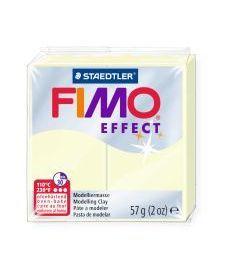 Пластика Effect Ванильная пастельная 57г Fimo