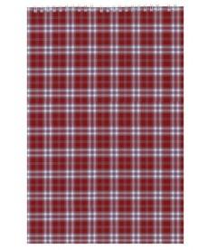 Записная книга блокнот Buromax A4 48 л. клетка карт. обл. спираль бордовый BM.2460-13