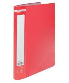 Папка с файлами Дисплей-книга Buromax А4 10 файлов красный BM.3600-05