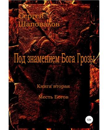 Под знамением Бога Грозы. Книга вторая. Месть Богов