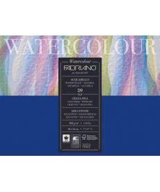 Альбом для акварели Fabriano А3 20л 200г/м2 Watercolor среднее зерно склейка 8001348173526