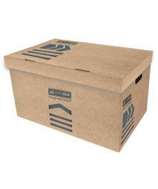 Короб для архивных боксов Buromax синий BM.3270-02