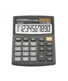 Калькулятор Citizen 10 разрядов SDC-810BII