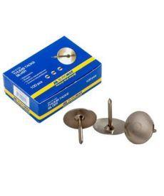 Кнопки канцелярские Buromax никилированные 50 шт. BM.5105