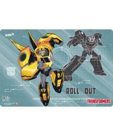 Подложка настольная Kite Transformers 42,5x29 см TF17-207