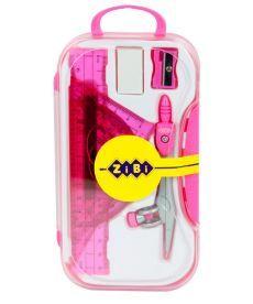 Гатовальня ZiBi 8 предметов розовый ZB.5316BS-10