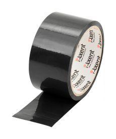 Лента клейкая Axent упаковочная скотч 48ммХ35м 40мкм черный 3044-01-A