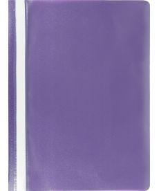 Скоросшиватель Buromax А4 Jobmax PP фиолетовый BM.3313-07