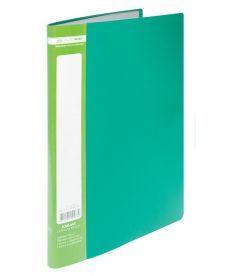 Папка с файлами Дисплей-книга Buromax А4 10 файлов зеленая BM.3600-04