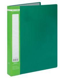 Папка с файлами Дисплей-книга Buromax А4 зеленый 40 файлов BM.3616-04