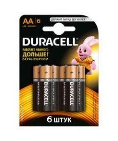 Батарейки Duracell LR6 АA s.07458