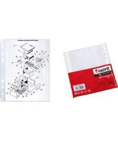 Файл Axent А5 глянцевый 40мкм 100шт 2005-00-А