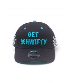 Кепка Rick & Morty – Get Schwifty Curved Bill Cap