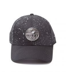 Кепка Star Wars - Metal Death Star Adjustable Cap