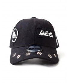 Кепка Marvel – Punisher Grunge Cap With Patches