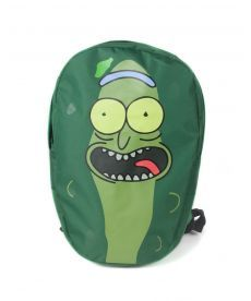 Рюкзак Rick and Morty – Pickle Rick Shaped Backpack