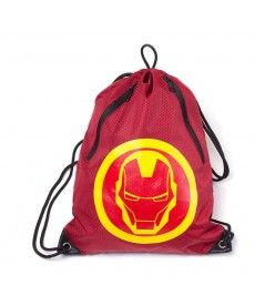 Сумка Marvel - Iron Man Rubber Print Gymbag