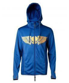 Толстовка з капюшоном чоловіча Warhammer 40K – Space Marines Men's Hoodie - S