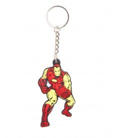 Брелок Marvel Comics – Iron Man Rubber Keychain