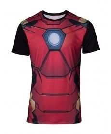 Футболка Marvel – Sublimated Iron Man Men's T-shirt – M