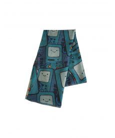 Шарф Adventure Time - Beemo Allover Print Fashion Scarf