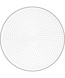 Поле для MIDI 5+ 'малий круг', 169 кілочків(222)