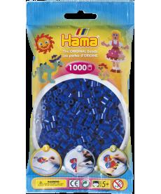 Термомозаика HAMA Набор синих бусин (207-08)