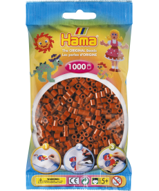 Термомозаика HAMA Набор коричневых бусин (207-20)