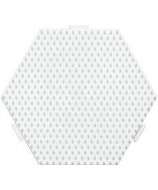 Термомозаика HAMA Поле для Midi, средний шестиугольник(329)