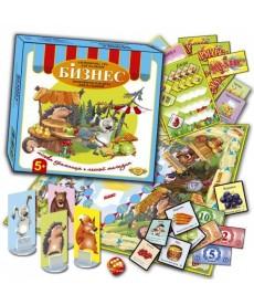 Настольная игра ПК Мастер Бизнес Лесной магазин (МКБ0108)