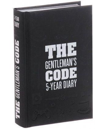The Gentleman's Code. 5-Year Diary
