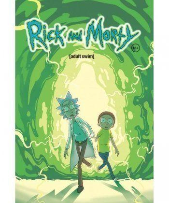 Рик и Морти. Книга первая  - Фото 1