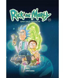 Рик и Морти. Нужно больше приключений (Книга 2)