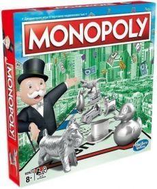 Настольная игра Классическая Монополия обновленная