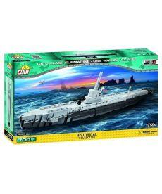 Конструктор COBI Подводная лодка Ваху (SS-238) 700 деталей