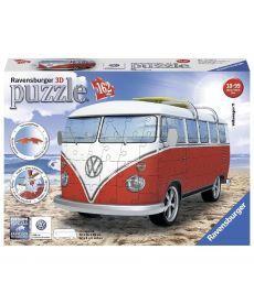 Пазл 3D Ravensburger Легендарный VW T1 162 элементов