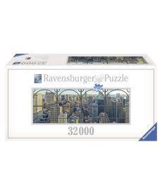 Пазл Ravensburger Вид на Манхеттен 32000 элементов