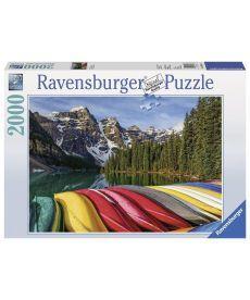 Пазл Ravensburger Горные каноэ 2000 элементов