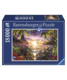 Пазл Ravensburger Закат Солнца 18000 элементов