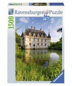 Пазл Ravensburger Замок Азе-ле-Ридо Франция 1500 элементов