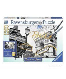 Пазл Ravensburger Золотой Париж 1200 элементов