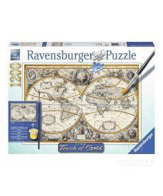 Пазл Ravensburger Карта древнего мира 1200 элементов