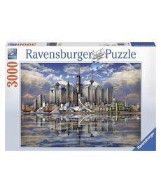 Пазл Ravensburger Североамериканский горизонт 3000 элементов