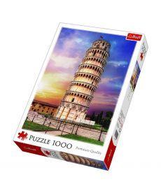 Пазл Trefl Пизанская башня 1000 элементов