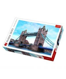 Пазл Trefl Тауэрский мост через Темзу 1500 элементов