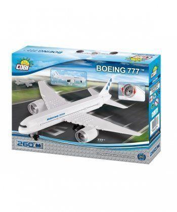 Конструктор COBI Самолет Boeing-777 280 деталей